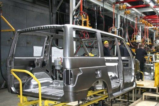 184b91d8fbd9513c4f5c7177ccdace02 520x347 - УАЗ улучшил качество сварки кузовов