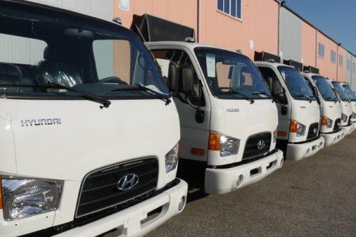 1868efc33dd7118e8699cd92c57ab1bb 520x347 - «Автотор» поставил очередную партию грузовиков Hyundai в Белоруссию
