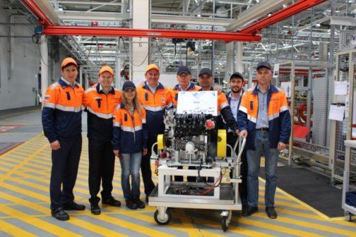 19b560a7bc0dba44f90376dd61e4cbb8 520x347 - В России выпущен 30-тысячный двигатель Ford