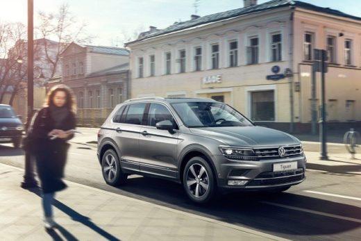 1aca91236507cca8d57f2b5343ece715 520x347 - Volkswagen Tiguan стал дороже на 40 тысяч рублей