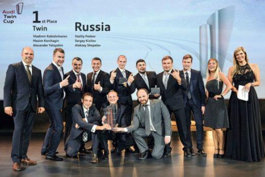 1ae32bc2d96e56a4169de607ff23a3c2 520x347 - В международном конкурсе Audi Twin Cup победили российские дилеры