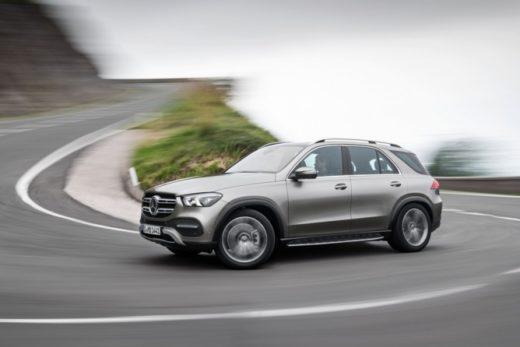1b9a07446005cd98b11b70b6dc18b5ac 520x347 - Новый Mercedes-Benz GLE появится в России в 1 квартале 2019 года