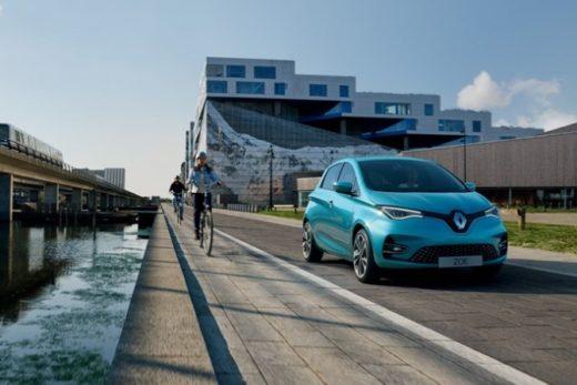1dcbbf029b8af36b9590c0a4d8c96979 520x347 - Новый Renault Zoe получил увеличенную мощность и запас хода