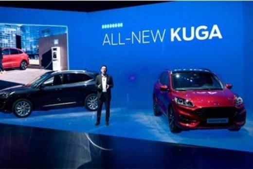 1df7605685f4eab9aff785dd91618482 520x347 - Ford обновил кроссовер Kuga, который до России может и не доехать