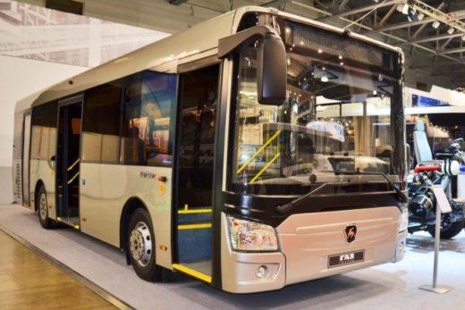 1eb2df7dc32d847195a496955f9d673a 520x347 - «Группа ГАЗ» представила автобусы ГАЗ Kursor и «Вектор Next» на выставке Busworld