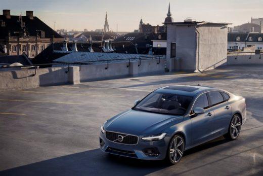 20453531b46506079ac3f53d246e7aa3 520x347 - Volvo привезла в Россию спортивный седан S90 R-Design