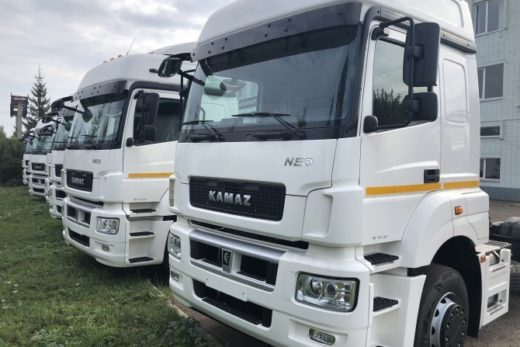 2122d376985d1ce6a4f13f0713227aa8 520x347 - КАМАЗ поставил в Туркменистан очередную партию грузовиков