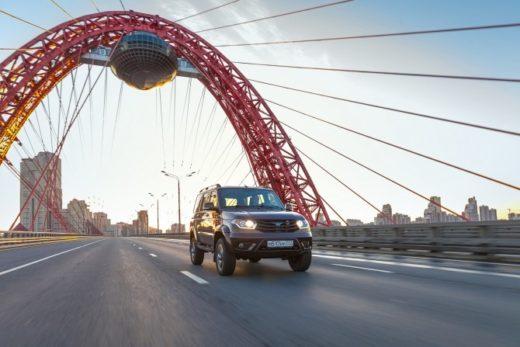 218728ccc3f3bd3c9b78123944d475f9 520x347 - УАЗ объявил о скидках на свои автомобили в феврале