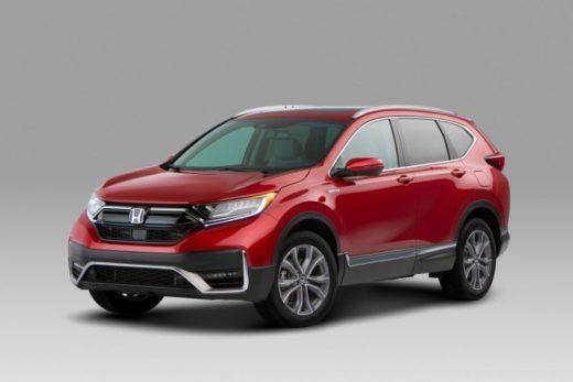 21dc718f5c5e67fd8ea45cd90fbc4a1d 520x347 - Honda представила обновленный CR-V для рынка США