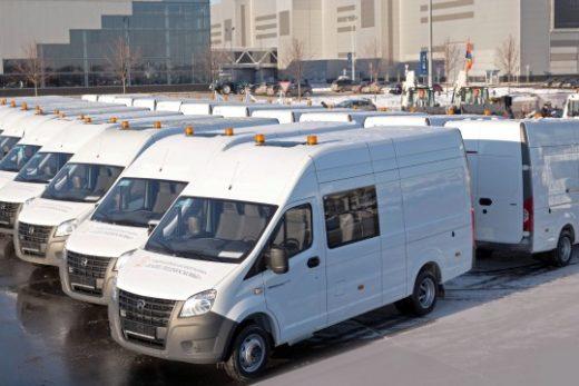 23029a7551a77e4bac378f6b81cd2954 520x347 - «Группа ГАЗ» поставила фургоны «ГАЗель Next» Московской области