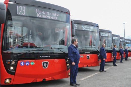 26199f6be64d7ea557fa42ed27229113 520x347 - КАМАЗ поставил в Казань газовые автобусы «НЕФАЗ»