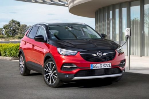 27db4d21953bc721e5e96db057b8d260 520x347 - Opel представил первый подключаемый гибрид