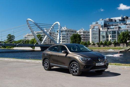 28881d3238fde4213ced6ee4c99f7ca6 520x347 - В России стартуют продажи купе-кроссовера Renault Arkana