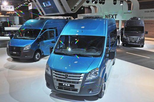 29a07c1bcb255573cac1b56bc28b3ddb 520x347 - Продажи фургонов и микроавтобусов «ГАЗель Next» в I полугодии выросли в 2,5 раза