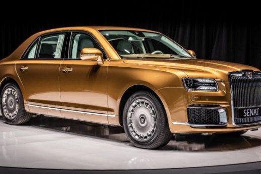 2a0898a99407b297253d16e17ea042eb 520x347 - В Женеве прошла европейская премьера автомобилей Aurus Senat