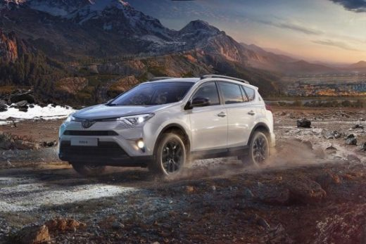 2a51f1d86316494a080767819a209454 520x347 - Toyota представила в России юбилейную спецсерию RAV4