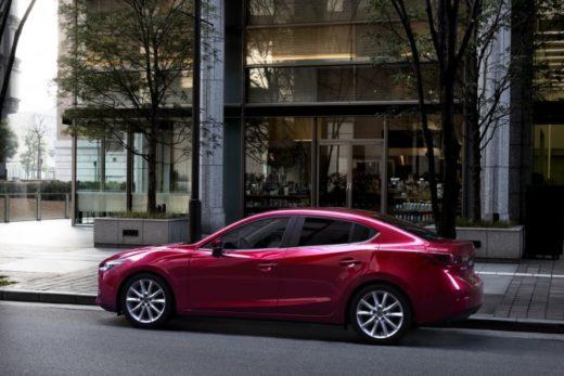 2ab39a7c09047e8125923700a8424d5b 520x347 - Обновленный седан Mazda3 стал доступнее