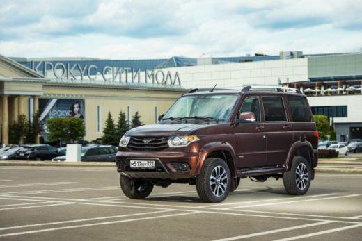 2b5a0763339a75193bbeef3548098242 520x347 - УАЗ объявил максимальные скидки на свои автомобили в апреле