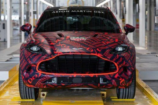 2f1e0dda716475c8a15387988544d62f 520x347 - Aston Martin начал выпуск кроссовера DBX