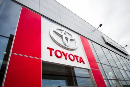 30002591298847bf07a4ff63166bc4a7 520x347 - Toyota с начала года увеличила продажи в России на 2%