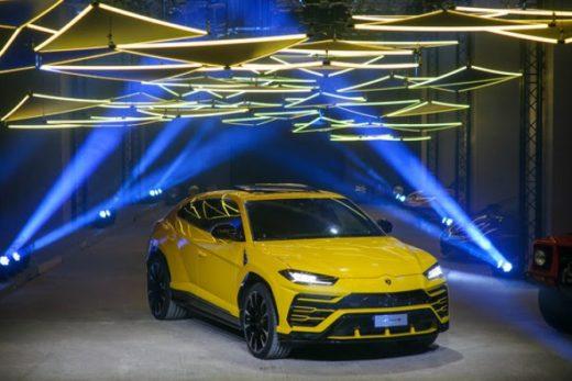 3019d84c01a37e5fbd480e543934e97f 520x347 - В Москве прошла российская премьера Lamborghini Urus