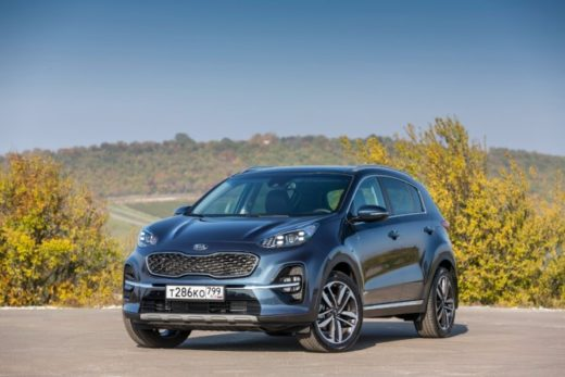 3278b10681cccd7f1c4ad1de64b393be 520x347 - KIA Sportage в ноябре вошел в пятерку самых продаваемых SUV