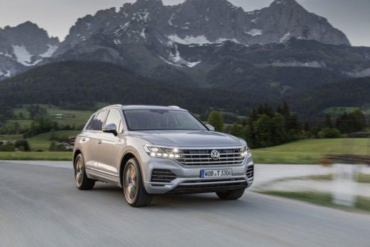 330ee567bb19ce08e707c434a8658e11 520x347 - Volkswagen Touareg получил новую версию в России