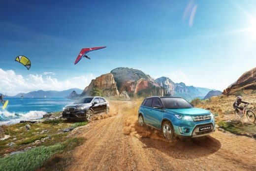3376464799b62941e4d16f06bb35491e 520x347 - Suzuki объявляет о спецпредложении на покупку Vitara и SX4
