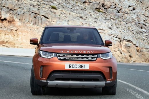 337b5b8ba9c147388cada7740753970b 520x347 - Новый Land Rover Discovery появится в России в мае 2017 года
