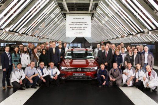 34e3f4f8d0aef312551b2539af262e18 520x347 - Калужский завод Volkswagen начал производство нового Tiguan
