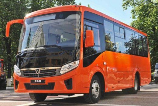 354369bdea327a7d241791b9587cfb99 520x347 - «Группа ГАЗ» начала серийный выпуск автобусов «Вектор Next»