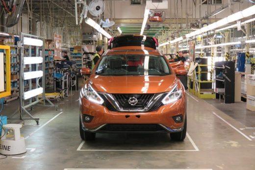 39e690efb46dd8c33226fdfb2087e263 520x347 - Завод Nissan в Питере выпустил более 230 тысяч автомобилей