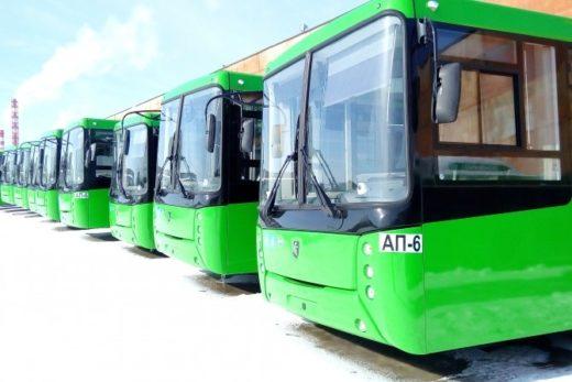 3c623213bb630da0f2773ad3bad10165 520x347 - КАМАЗ поставил более 50 автобусов «НЕФАЗ» в Екатеринбург