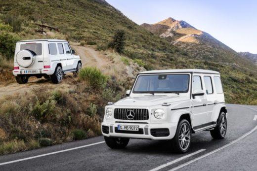3f49a5d9c571206bf493384de360cce7 520x347 - Mercedes-Benz G-Class вызвал ажиотаж в России за два месяца до начала продаж