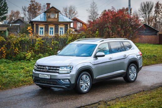 3fe27435e82243d4f24d5655d225433f 520x347 - Volkswagen в июле увеличил продажи своих кроссоверов и внедорожников в России
