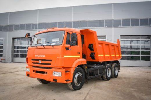 401f0eb34a742f54df4e9a0cb54dc7ca 520x347 - Самосвалы «КАМАЗ» переданы в лизинг транспортной компании