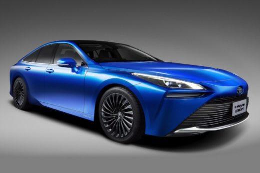 40fd67a5d6998d3687e6cdeff8a86571 520x347 - Toyota представила новый водородный седан