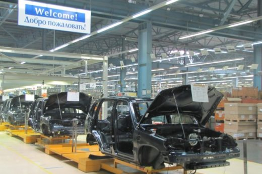 413314bcadf7310d749b946657e9fb0b 520x347 - GM-АВТОВАЗ в 2018 году снизил производство на 3%