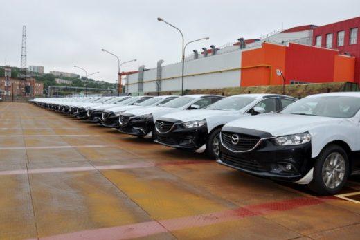 425fc78ce05c104cc13e126797a1271f 520x347 - «Мазда Соллерс» выпустила 150 автомобилей для Восточного экономического форума
