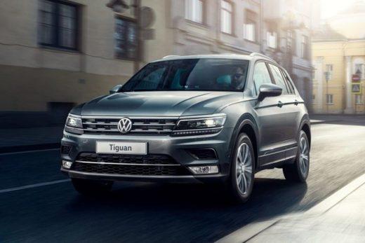 42e4f1a3f5d36beb0d27ae57f9bac246 520x347 - Volkswagen Tiguan прибавил в цене от 30 до 50 тысяч рублей