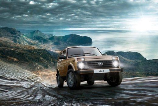 42ec01cf8517b11acfb2ac0de724c637 520x347 - LADA 4x4 в 1 квартале вошла в тройку лидеров российского рынка SUV