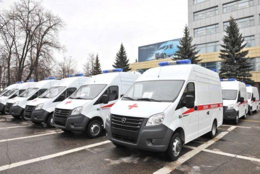 44b808f9a19210d2f54bc3fb772dcd45 520x347 - ГАЗ передал автомобили скорой помощи «ГАЗель Next» и «Соболь» медучреждениям Нижегородской области