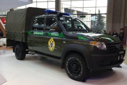 4544b61cdc8bff127aa0357c71f5bd3e 520x347 - Представлены новые спецавтомобили на базе УАЗ «Профи»