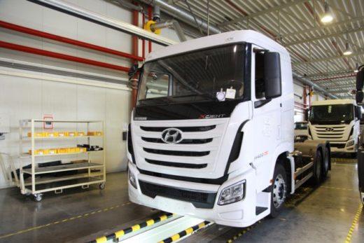 4aff67ec62bf09377056ad0f3f57e386 520x347 - «Автотор» осваивает производство тяжелых грузовиков Hyundai Xcient