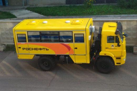 4b45c01b517c4e0eba94d1b7eac41d52 520x347 - КАМАЗ поставил «Роснефти» более 250 единиц автотехники