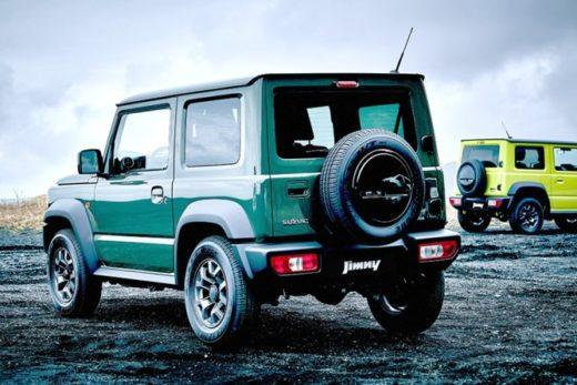 4b922b4ce960eea5e40a285037d9e195 520x347 - Suzuki объявила цены на новый Jimny в России