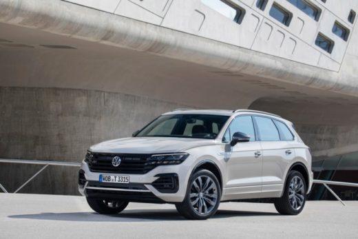 4bb809ccc55e45d4e99f6c0a449812da 520x347 - Volkswagen выпустил спецверсию внедорожника Touareg – ONE Million