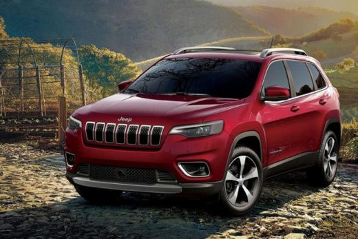 4cc26facd739a518bca1dae3b418b343 520x347 - Объявлены рублевые цены на обновленный Jeep Cherokee