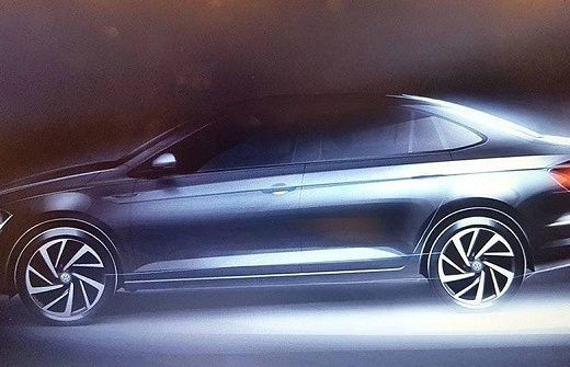4d43fe18ecee93a5371067a95220629c 520x335 - Рассекречен дизайн нового Volkswagen Polo 2018 модельного года