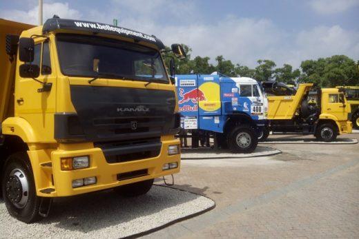 4d564bc612e9a92ac2dd8e92ca002f05 520x347 - В ЮАР стартовали продажи автотехники «КАМАЗ»